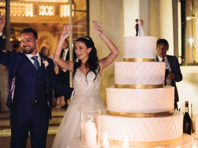 Il matrimonio di Patrick e Elena a Negrar, Verona 150