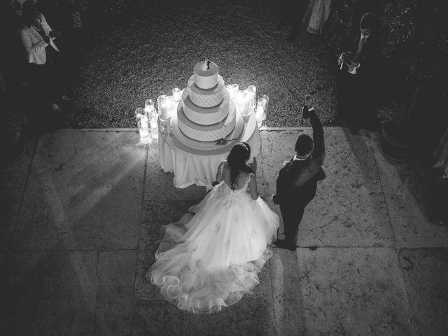 Il matrimonio di Patrick e Elena a Negrar, Verona 151