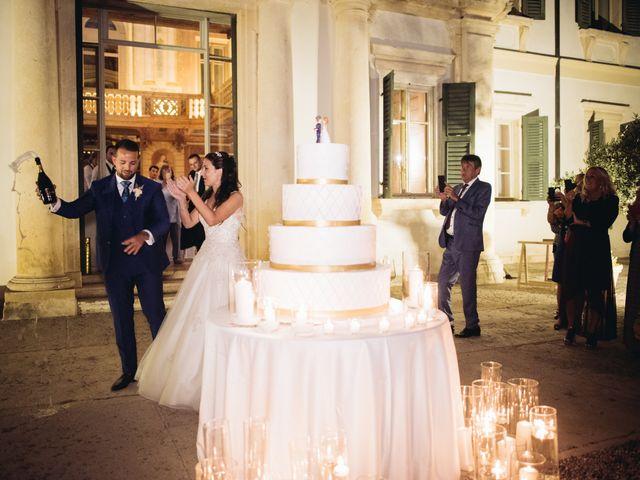 Il matrimonio di Patrick e Elena a Negrar, Verona 152
