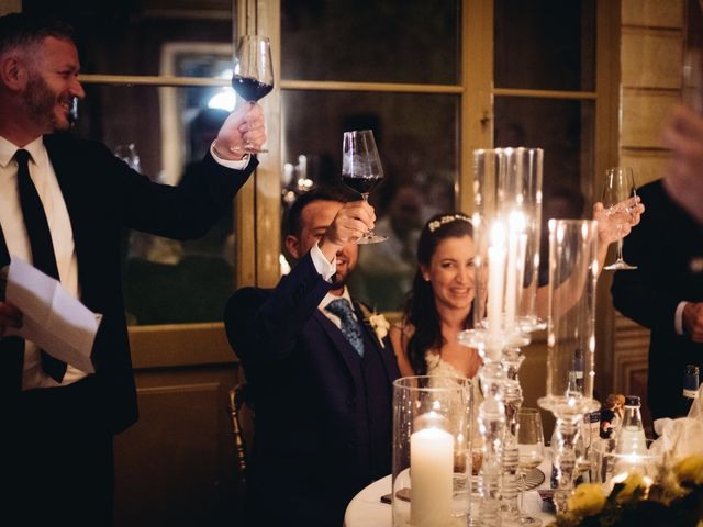 Il matrimonio di Patrick e Elena a Negrar, Verona 156