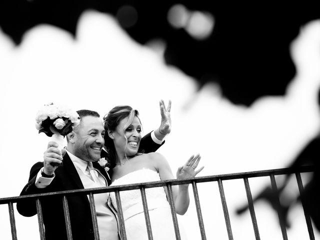le nozze di Siriana e Alessandro