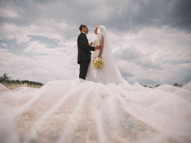 Le nozze di Serena e Dario