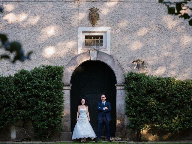 le nozze di Fabrizia e Luigi