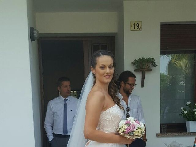 Il matrimonio di Ilario e Veronica a Saonara, Padova 3