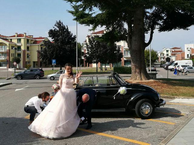 Il matrimonio di Ilario e Veronica a Saonara, Padova 4