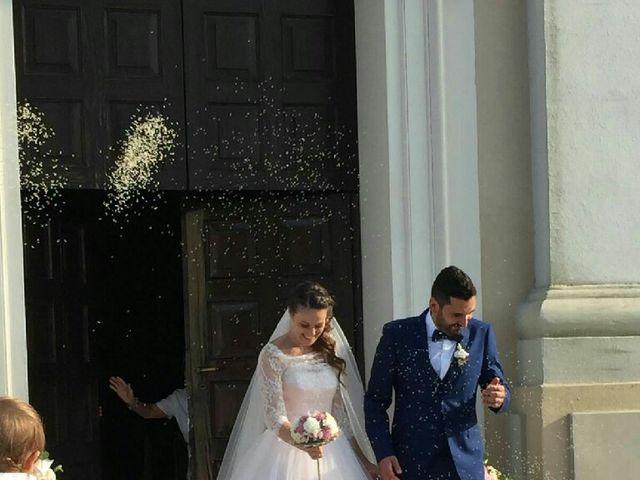 Il matrimonio di Ilario e Veronica a Saonara, Padova 6