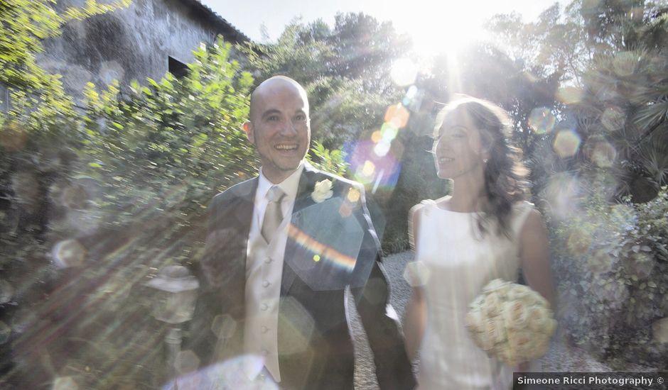 Il matrimonio di Stefano e Vincenza a Roma, Roma