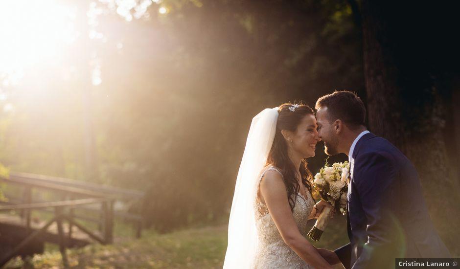 Il matrimonio di Patrick e Elena a Negrar, Verona