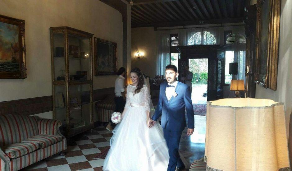 Il matrimonio di Ilario e Veronica a Saonara, Padova