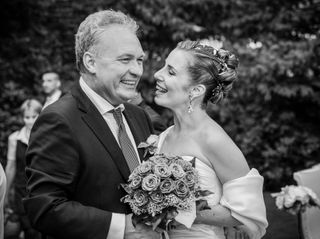 Le nozze di Sabrina e Giambattista