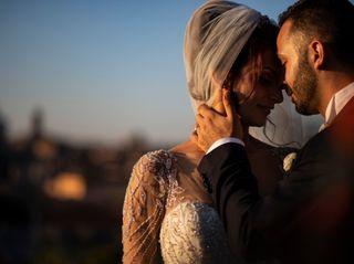 Le nozze di Jasmin e Davide
