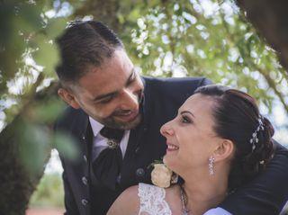 Le nozze di Claudia e Efisio