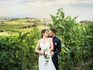 Le nozze di Erica e Danilo