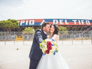 Le nozze di Giuliano e Ylenia