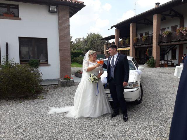 Il matrimonio di Marco e Mirella a Busto Garolfo, Milano 4