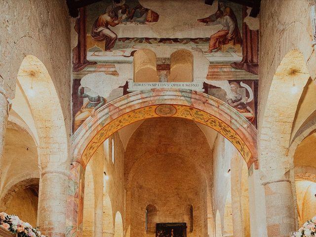 Il matrimonio di Francesco e Annalisa a Spoleto, Perugia 18