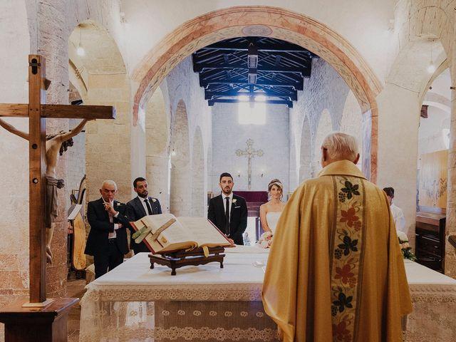 Il matrimonio di Francesco e Annalisa a Spoleto, Perugia 19