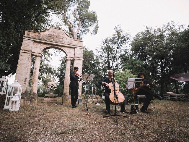 Il matrimonio di Francesco e Annalisa a Spoleto, Perugia 34