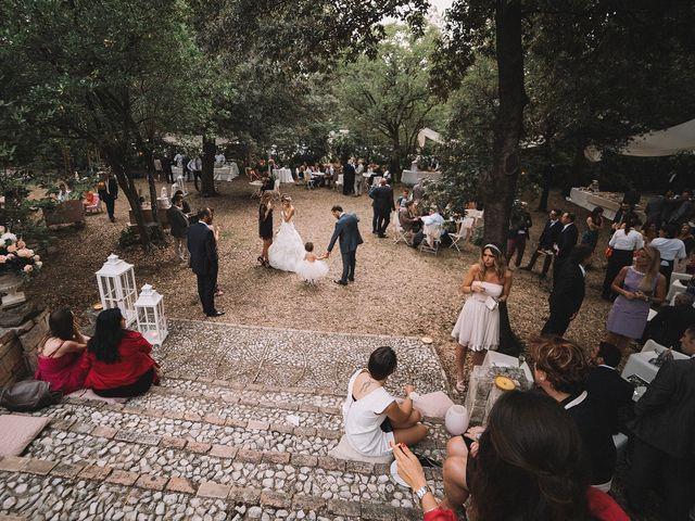 Il matrimonio di Francesco e Annalisa a Spoleto, Perugia 35