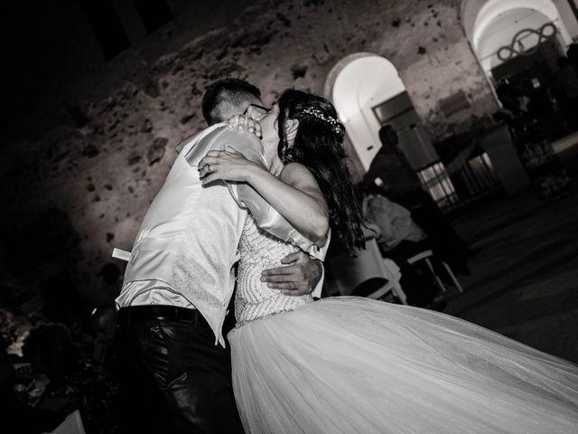 Le nozze di Federica e Domenico