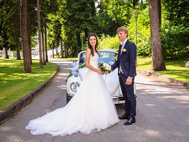 Il matrimonio di Alberto e Monica a Trento, Trento 24