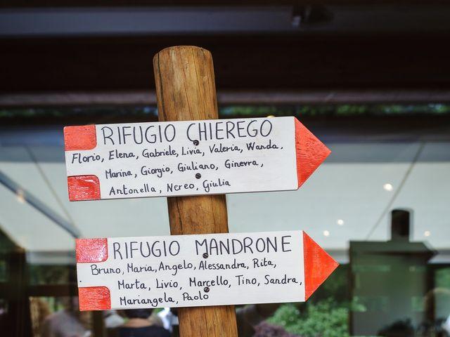 Il matrimonio di Alberto e Monica a Trento, Trento 27