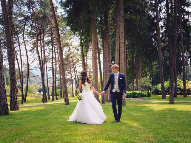 Il matrimonio di Alberto e Monica a Trento, Trento 29
