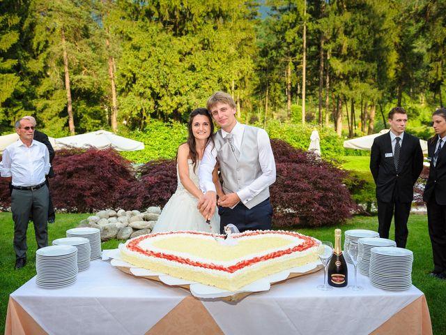Il matrimonio di Alberto e Monica a Trento, Trento 32