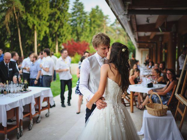 Il matrimonio di Alberto e Monica a Trento, Trento 34