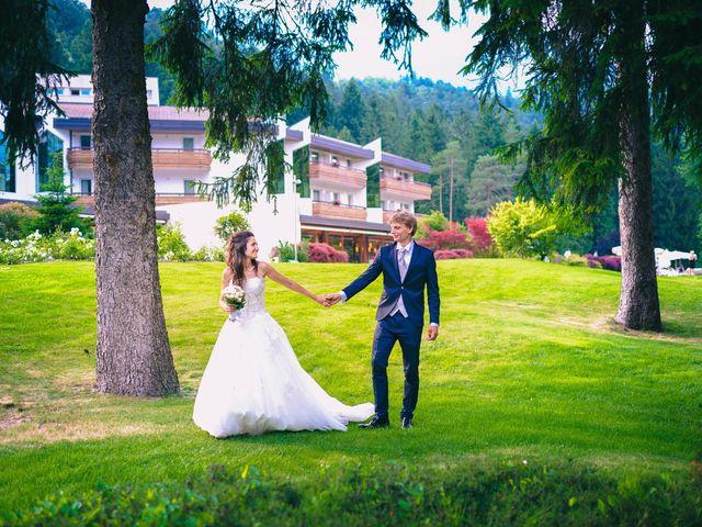 Il matrimonio di Alberto e Monica a Trento, Trento 35