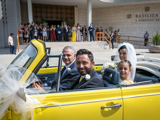 Il matrimonio di Stefano e Paola a Lecce, Lecce 19