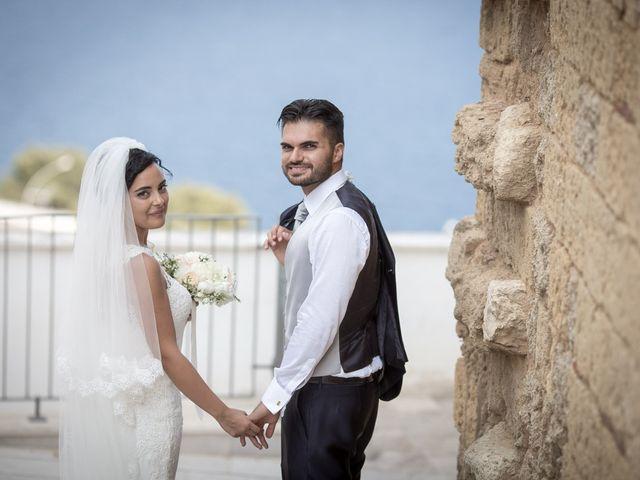 Il matrimonio di Stefano e Paola a Lecce, Lecce 35