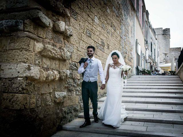Il matrimonio di Stefano e Paola a Lecce, Lecce 39