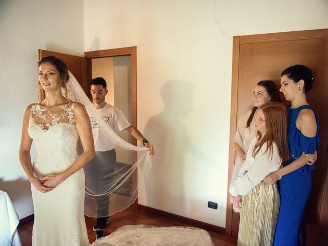 Il matrimonio di Francesco e Valentina a Peschiera del Garda, Verona 21