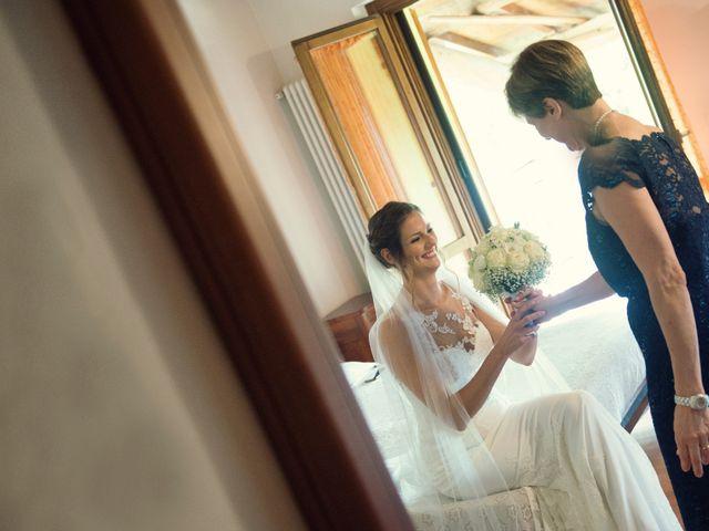 Il matrimonio di Francesco e Valentina a Peschiera del Garda, Verona 22
