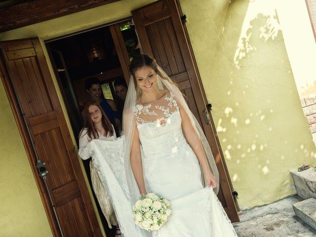 Il matrimonio di Francesco e Valentina a Peschiera del Garda, Verona 25