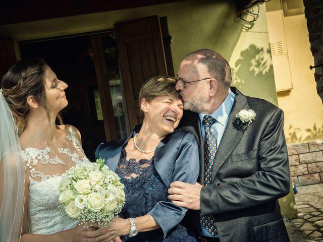 Il matrimonio di Francesco e Valentina a Peschiera del Garda, Verona 26