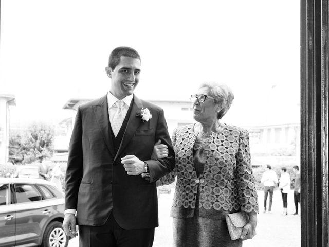 Il matrimonio di Francesco e Valentina a Peschiera del Garda, Verona 28