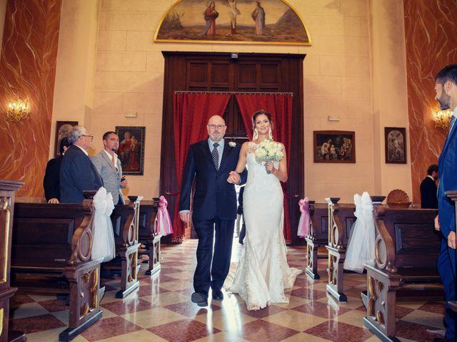 Il matrimonio di Francesco e Valentina a Peschiera del Garda, Verona 32