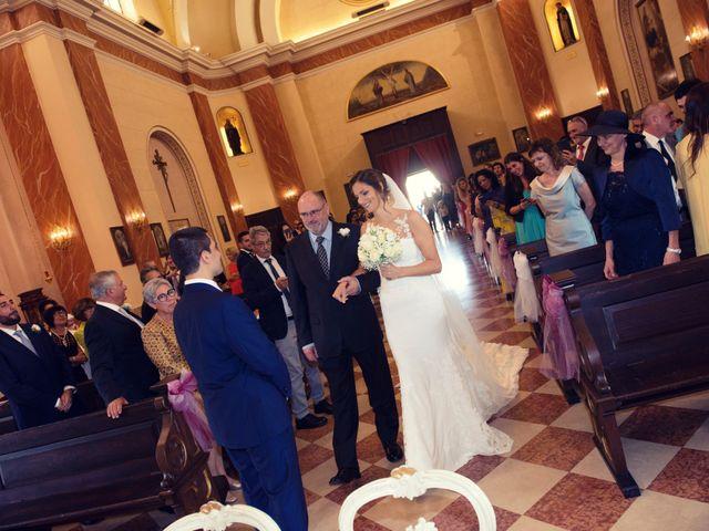 Il matrimonio di Francesco e Valentina a Peschiera del Garda, Verona 33