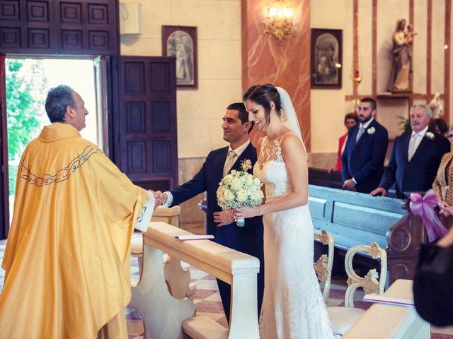 Il matrimonio di Francesco e Valentina a Peschiera del Garda, Verona 34