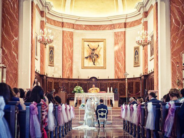 Il matrimonio di Francesco e Valentina a Peschiera del Garda, Verona 36
