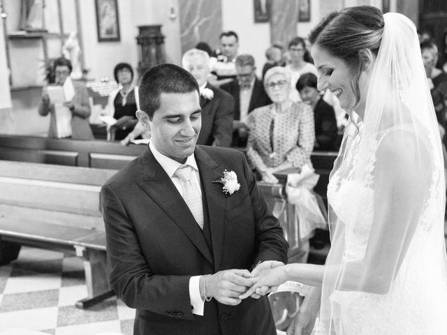 Il matrimonio di Francesco e Valentina a Peschiera del Garda, Verona 45