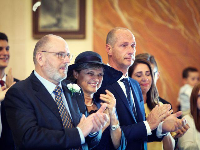Il matrimonio di Francesco e Valentina a Peschiera del Garda, Verona 46