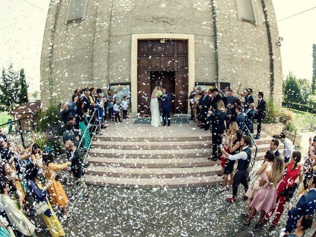 Il matrimonio di Francesco e Valentina a Peschiera del Garda, Verona 48