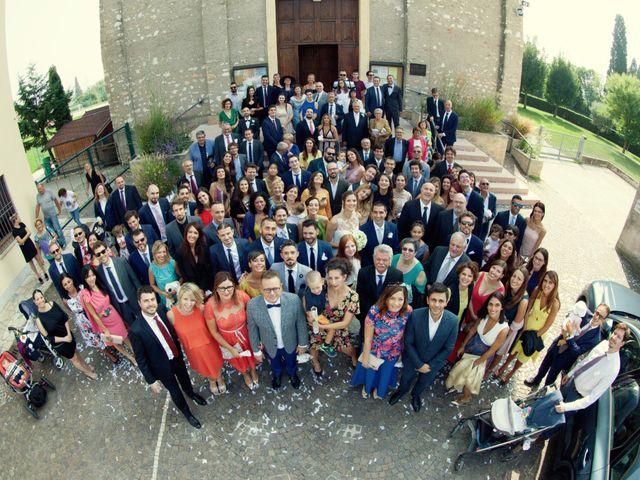 Il matrimonio di Francesco e Valentina a Peschiera del Garda, Verona 49