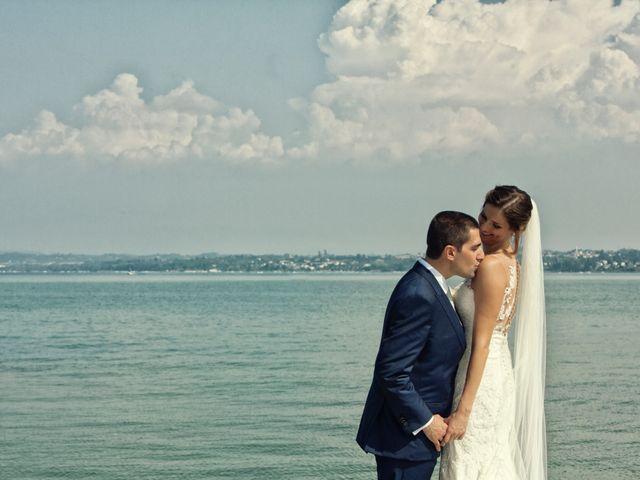 Il matrimonio di Francesco e Valentina a Peschiera del Garda, Verona 50