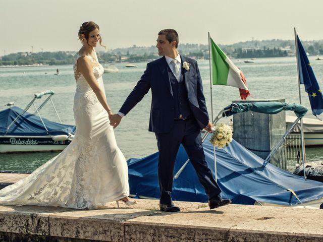 Il matrimonio di Francesco e Valentina a Peschiera del Garda, Verona 51