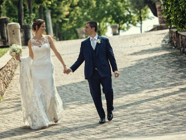 Il matrimonio di Francesco e Valentina a Peschiera del Garda, Verona 52