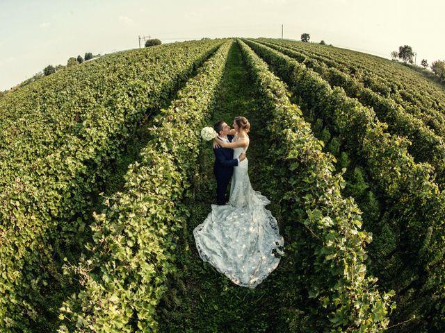 Il matrimonio di Francesco e Valentina a Peschiera del Garda, Verona 56